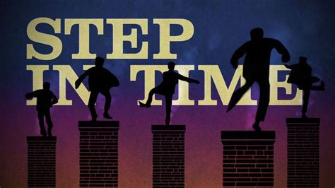 Steps In Time step in time poppins poppins disney