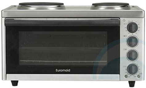 bench top oven euromaid benchtop oven mc130t appliances online