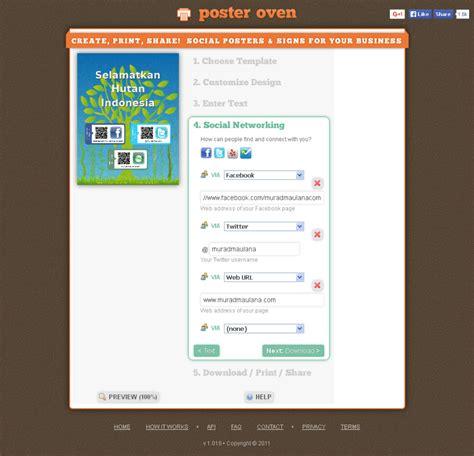 membuat poster gratis online cara membuat poster online dalam hitungan menit murad