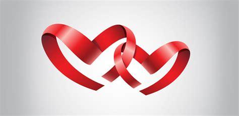 imagenes de 2 corazones unidos 10 mejores vectores gratis para san valent 237 n 10puntos