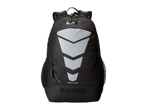 Backpack Nike Max Air Silver nike max air vapor backpack in black lyst