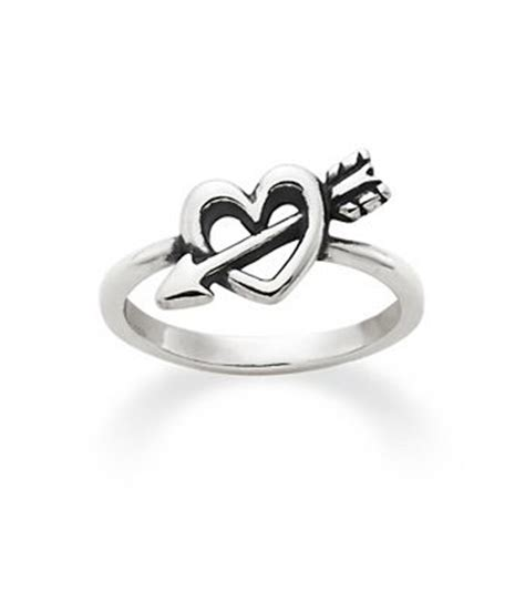 james avery printable ring size guide love s arrow ring james avery