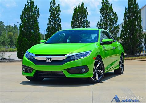 honda civic 2016 coupe in our garage 2016 honda civic touring coupe