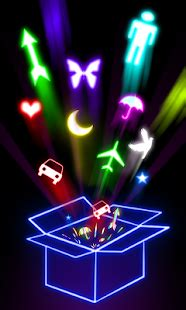 glow in the paint national bookstore glow draw android apps on play