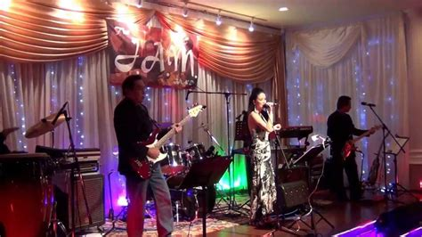 new year dinner toronto do that to me one more time jam live band x new