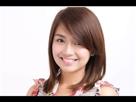 kathryn bernard short strait hair hairstyle of kathryn bernardo youtube