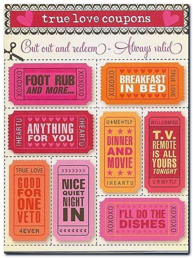 Handmade Coupon Book For Boyfriend - best 25 coupons for boyfriend ideas on coupon