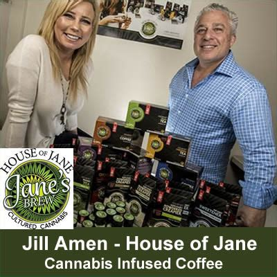 house of jane interview with jill amen of house of jane cannabis coffee