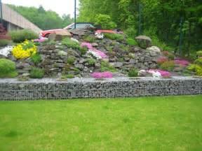 Steingarten Hang Anlegen Steingarten Bilder Hang Gartens Max