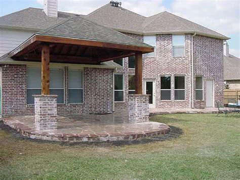 patio columns design landscape design frisco plano dallas outdoor