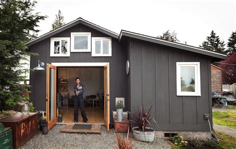 tiny house innovations michelle de la vega makes tiny living accessible to