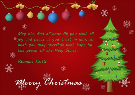 ristmas template card card bible quote free card bible