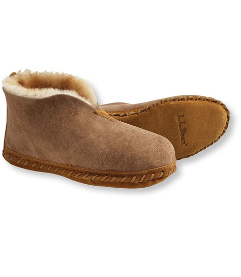 ll bean slippers mens slippers from llbean to wear