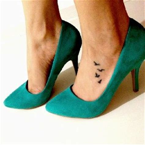 small bird tattoos on foot 1000 ideas about small foot tattoos on foot