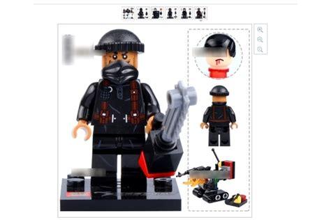 Lego Falcon Commando securingindustry lego decries islamic state lego sold in malaysia