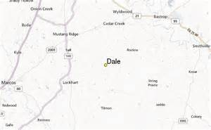 dale texas map dale weather station record historical weather for dale texas
