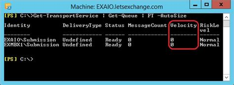 email queued meaning exchange 2013 queue velocity techgenix