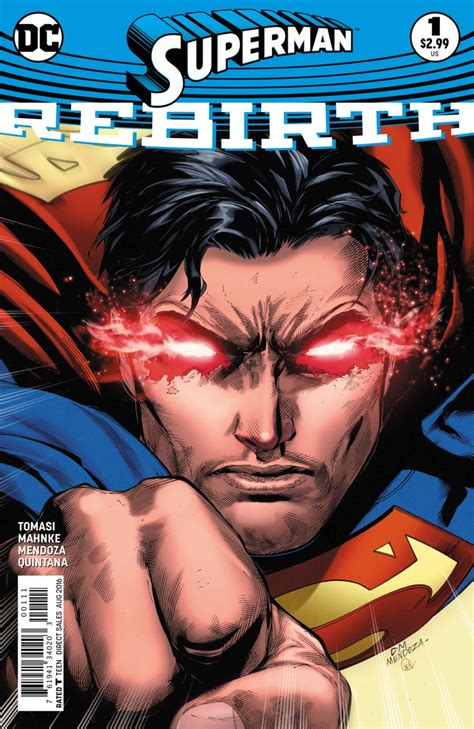 Superman Rebirth Dc Comic preview vo superman rebirth 1 dcplanet fr