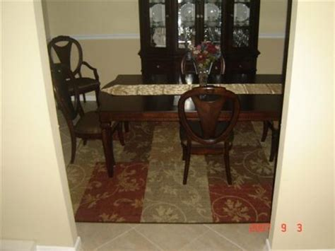 Area Rug For Dining Room Table Area Rug Dining Room Table