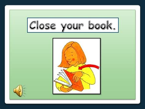 your page books classroom language powerpoint