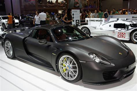 Porsche Spyder Preis by Porsche 918 Spyder Wikipedia