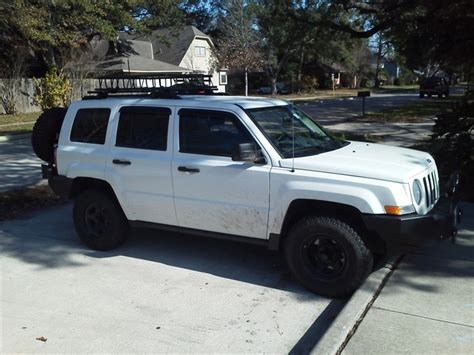 jeep patriot off road trey21burch 2008 jeep patriot specs photos modification
