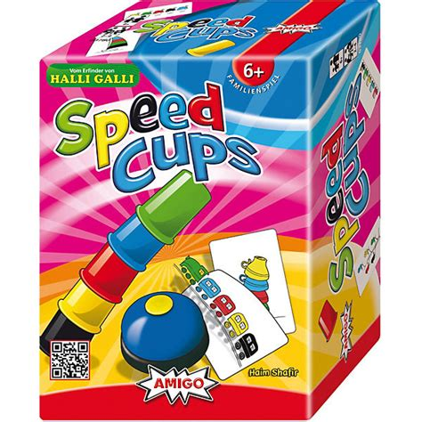 Speed Cups by Speed Cups Amigo Mytoys