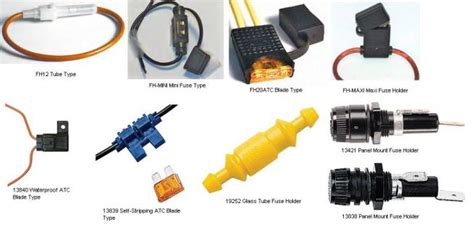 wiring tools fuses and accessories