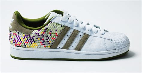 adidas originals 60 years of soles and stripes color vision superstar sneakerfiles