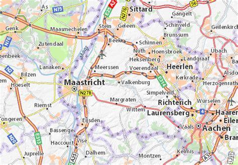 valkenburg mappa map of valkenburg michelin valkenburg map viamichelin