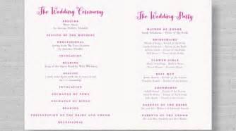 sle of wedding reception program awesome 20 images wedding ceremony outline diy wedding 19784