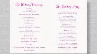 sle wedding programs outline awesome 20 images wedding ceremony outline diy wedding 19784