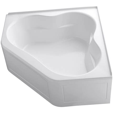 kohler bathtubs home depot kohler devonshire 5 ft right hand drain integral april