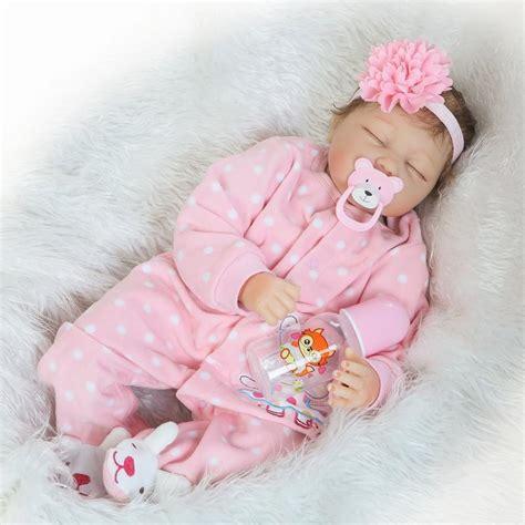 Gamis New Babydoll 22 handmade lifelike baby doll silicone vinyl reborn newborn dolls clothes ebay