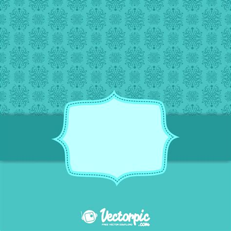Green Tosca green tosca background pattern floral free vector vectorpic