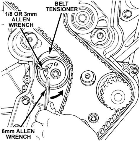 repair guides engine mechanical timing belt  sprockets autozonecom