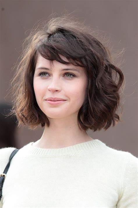 To Medium Hairstyles by Medium To Curly Haircuts 12 Feminine