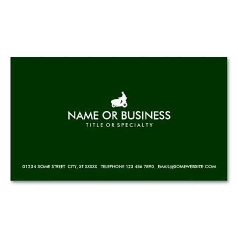 mowing business cards simple commercial lawn care business card business card