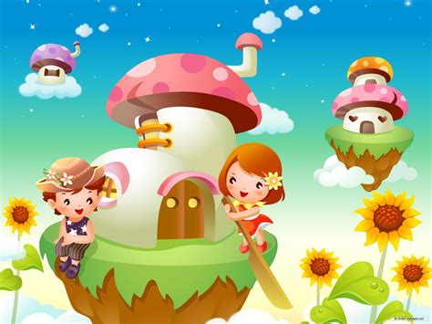 wallpaper in cartoon cartoon wallpapers for kids 4