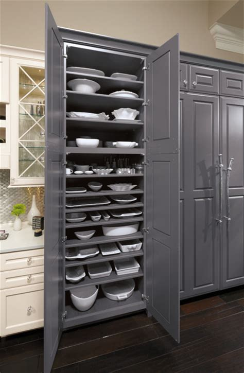 utility cabinet contemporary kitchen by masterbrand