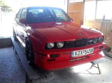 M M Auto Tuning Ruda by Download Replica Bmw M3 E30 Installation Of C Pillar And