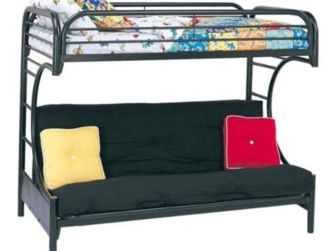 bunk bed futon combo futon bunk bed combo for sale sidman pa recycler com