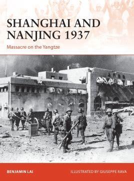 shanghai and nanjing 1937 osprey publishing