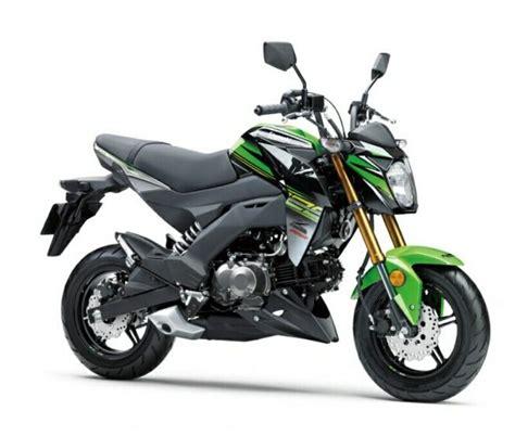 Baru Pro Model Baru Kawasaki Z125 Pro Til Dengan Livery Zx 10r Rea