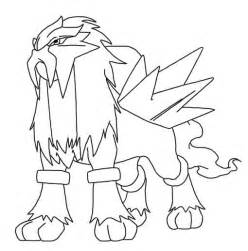 Small Pokemon Coloring Pages