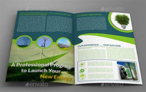 brochure template environmental 10 brilliant environmental energy brochures to inspire
