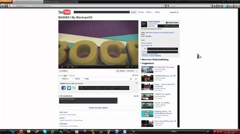 old youtube layout website old youtube layout and more tutorial youtube