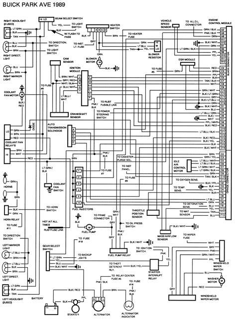 2002 buick lesabre radio wiring diagram 2002 buick lesabre wiring diagrams autos weblog