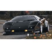 Yes This Wide Bodied Lamborghini Countach Is Fake But We