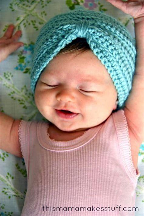 turban crochet tutorial baby turban free crochet pattern simply tale